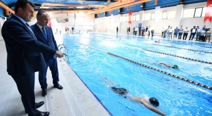 Bursa'da spora önemli yatırım! Hizmete açıldı...