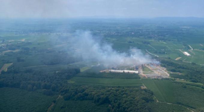 Havai fişek fabrikasındaki patlamadan acı haber!