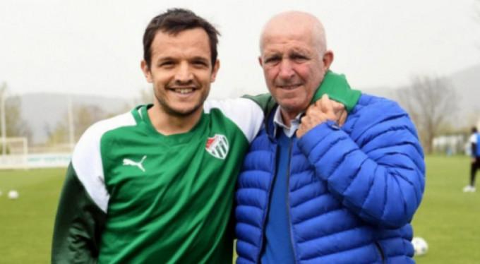 Bursaspor'un efsanesi Mesut Şen hayatını kaybetti!